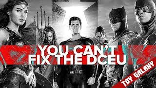 Download You Can't Fix The DC Cinematic Universe Video