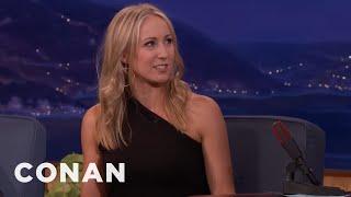 Download Nikki Glaser's Spot-On Jennifer Aniston Impression - CONAN on TBS Video