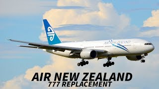 Download AIR NEW ZEALAND Confirms 2019 ORDER for 777 REPLACEMENT Video
