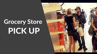 Download Grocery Store Pick Up - Day Game Picking Up a Girl at the Grocery Store/Super Market Video