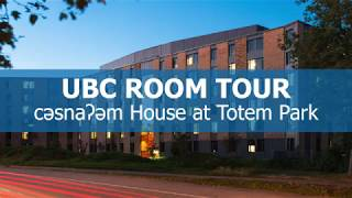 Download UBC Totem Park Room Tour - c̓əsnaʔəm House Video