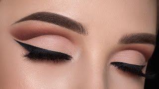 Download Warm Cut Crease Makeup Tutorial   ABH Modern Renaissance Video