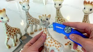 Download What's inside Sophie the Giraffe? Video