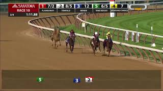 Download Tenfold - 2018 - The Jim Dandy Stakes Video