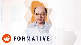 Download Stephen Wolfram's Formative Moment Video