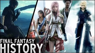 Download History of - Final Fantasy (1987-2015) Video