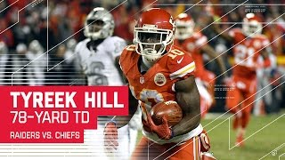 Download Tyreek Hill Takes Punt 78 Yards for the TD & Kelce Mocks King! | | NFL Week 14 Highlights Video