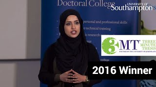 Download Mapping the most efficient drug route into the brain, Nazira Albargothy (1st Prize) | UoS Video
