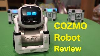 Download Cozmo Robot by Anki, FULL Review. This Will Change Things... Video
