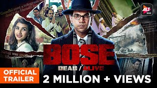 Download BOSE: DEAD/ALIVE | Official Trailer #2 | Streaming 20th November Video