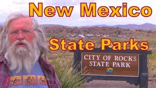 Download New Mexico State Parks: City of Rocks Video