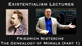Download Friedrich Nietzsche, Genealogy of Morals (part 1) - Existentialism Video