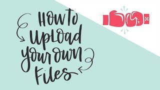 Download How to cut ANY image with Cricut - How to upload your own files for cut | Cricut VS Silhouette Video