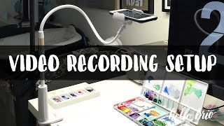 Download How I Record Instagram and YouTube Art Demo Videos Video