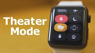 Download Hands-On with Theater Mode on the Apple Watch! Video