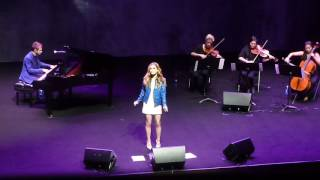 Download ECHOSMITH's SYDNEY SIEROTA Joins ZEDD on Stage at the Ace Hotel for ILLUSION, 6-2-16 Video