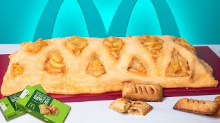 Download The BIGGEST McDonald's Apple Pie EVER | How To Cake It with Yolanda Gampp Video