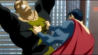 Download Superman vs Black Adam   The Return of Black Adam Video