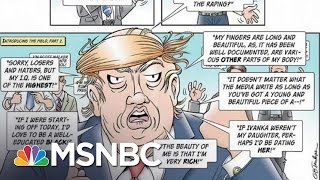 Download Doonesbury's Garry Trudeau Saw Donald Trump Coming | Rachel Maddow | MSNBC Video