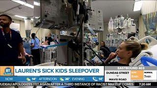 Download Lauren Howe Sick Kids sleepover Video