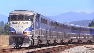 Download LONG AMTRAK TRAINS Video