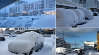 Download Earthquake Warning, Record Snow, Deadly Flood | S0 News Feb.27.2017 Video