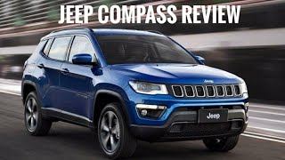 Download Jeep Compass Bookings Open: Detailed Review! Video