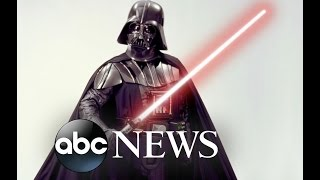 Download Star Wars: Rogue One   Darth Vader Cast Reactions Video