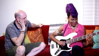 Download ″The Day Prince Called″ - In Conversation with Nik West /// Scott's Bass Lessons Video