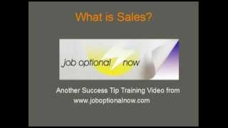 Download What is sales? Video