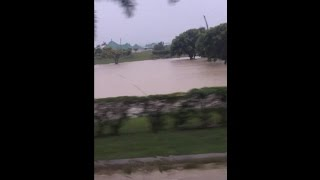 Download Flooding in Barbados 29-11-2016 Stay Safe! Video