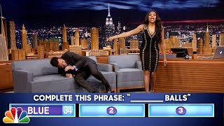Download Fast Family Feud with Taraji P. Henson Video