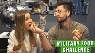 Download MILITARY FOOD CHALLENGE Video