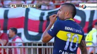Download River Plate vs Boca Juniors 2-4 - Todos los Goles - 11/Diciembre/2016 - Super Clasico Argentino Video