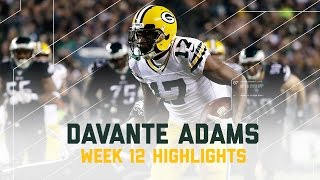 Download Davante Adams Goes Off for 113 Yards and 2 TDs! (Week 12 Highlights) | Eagles vs. Packers | NFL Video