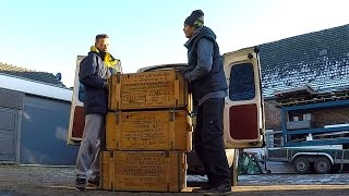 Download Russian Military box never opened in 30 years Video