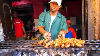Download Street Food Tour of Lamu, Kenya - FOOD MELTING POT and Sailboat BBQ - Kenyan Swahili Food! Video