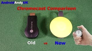 Download Chromecast: Old vs New (2015) Video