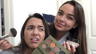 Download Nessa Does My Makeup! - Merrell Twins Live Video