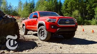 Download 2016 Toyota Tacoma TRD Off Road | Driven: Car Review | The New York Times Video
