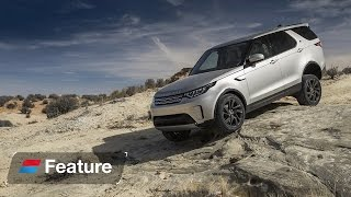 Download 2017 Land Rover Discovery Road Trip Video
