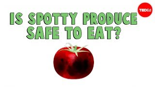 Download Are spotty fruits and vegetables safe to eat? - Elizabeth Brauer Video