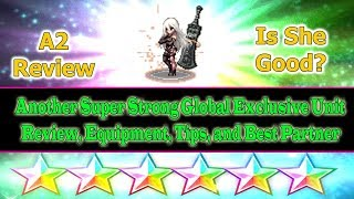 Download Final Fantasy Brave Exvius 6 stars A2 Review: Perfect Robo Waifu(#192) Video