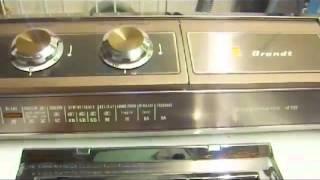 Download Brandt STATOMATIC 416 Video