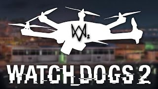 Download Watch Dogs 2 Drone Race Gameplay Video