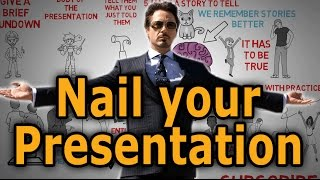 Download HOW TO Give a Great Presentation - 7 Presentation Skills and Tips to Leave an Impression Video