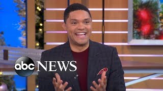 Download 'The Daily Show' host Trevor Noah says he calls Will Smith all the time Video