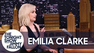 Download Emilia Clarke Ditched a Solo: A Star Wars Story Screening to Watch the Royal Wedding Video
