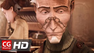 Download CGI Animated Short Film HD: ″The Kinematograph Short Film″ by Tomasz Bagiński   Platige Image Video