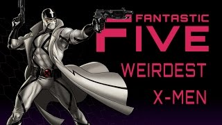 Download 5 Weirdest X-Men - Fantastic Five Video